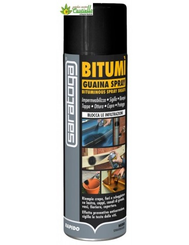 Bitumi' - guaina spray...