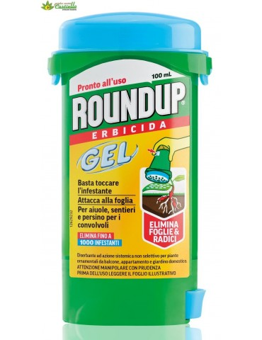 Roundup erbicida gel pronto...