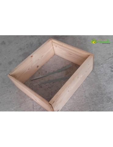 Melario in legno per arnie...