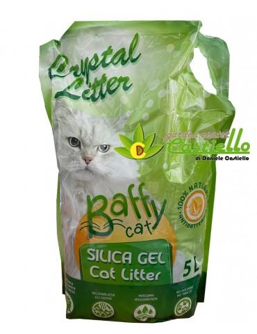Crystal litter- lettiera...